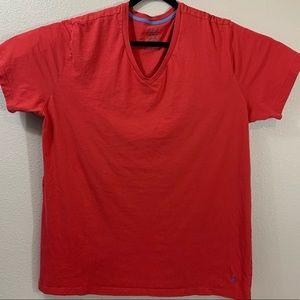 Polo Ralph Lauren red t-shirt size XXL